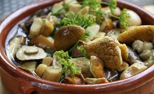 Способ маринования грибов