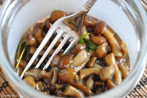 Как сделать заготовку из грибов рядовка