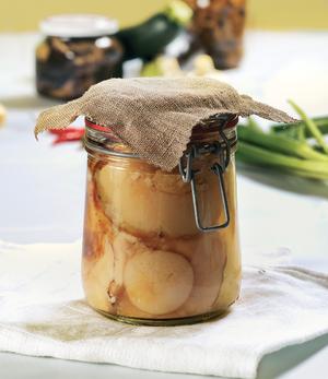 Способы консервирования грибов