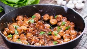 Сколько нужно варить грибы перед жаркой