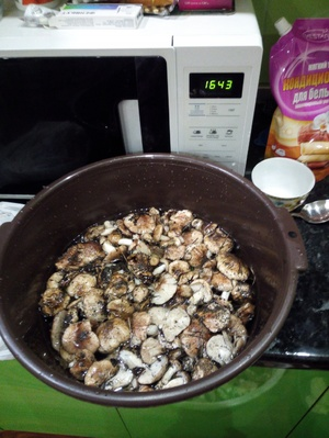 Различные рецепты приготовления грибов рядовок