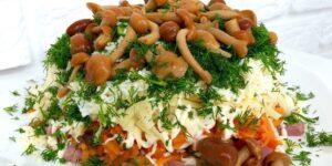 Рецепты замечательных по вкусу и простоте приготовления блюд из опят