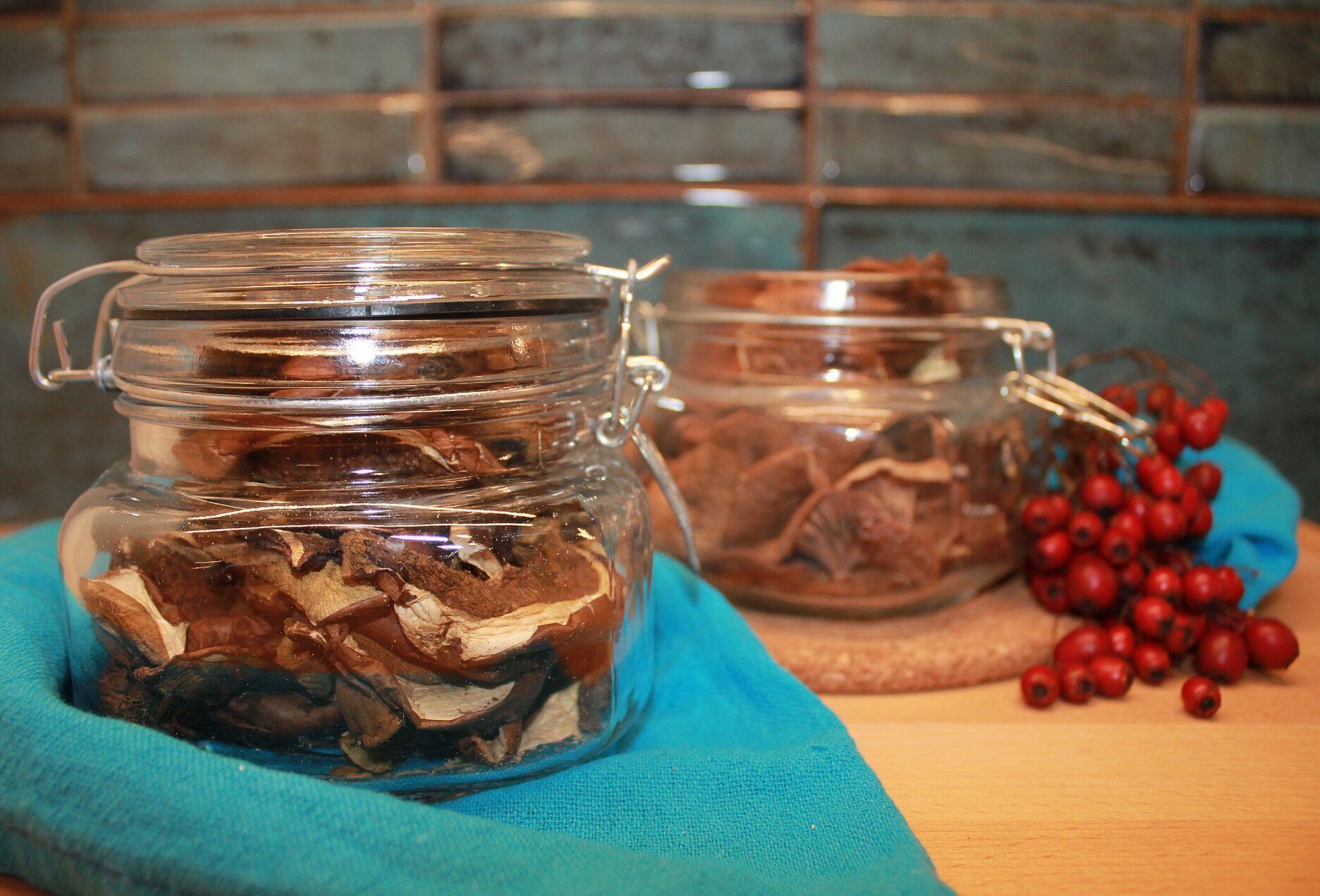 Как замачивать сушеные грибы для супа