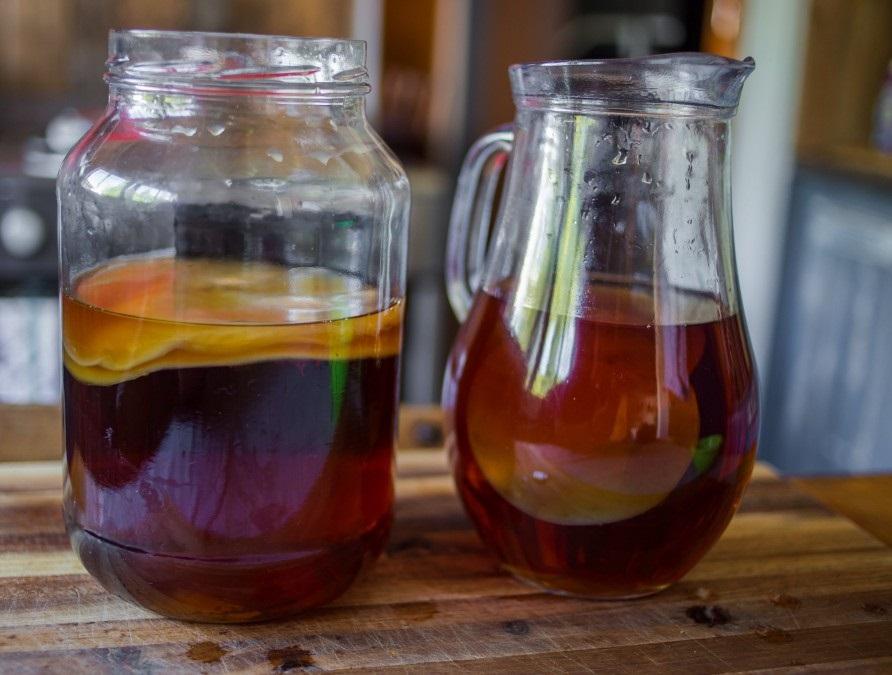 Как сохранить чайный гриб для дальнейшего использования