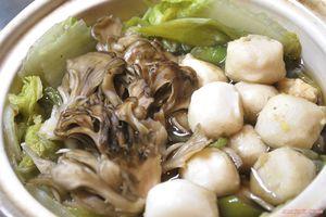 Как готовить гриб баран